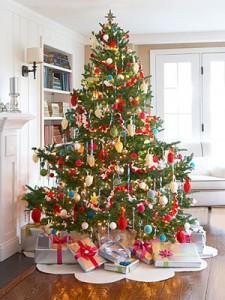 Χριστουγενιάτικο έλατο